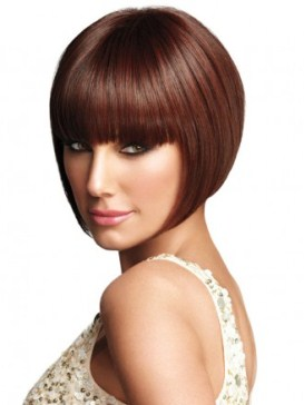Modern Bob Wig<br>Heat Friendly<br>Luxhair WOW