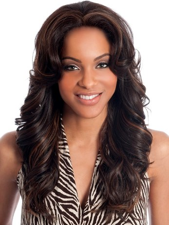 Napoli Wig<br>Lace Front<br>Heat Friendly<br>Vivica Fox