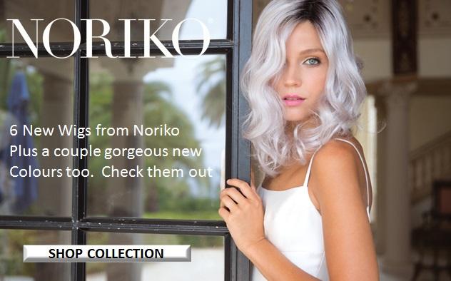 Noriko Fall 2015 Wigs