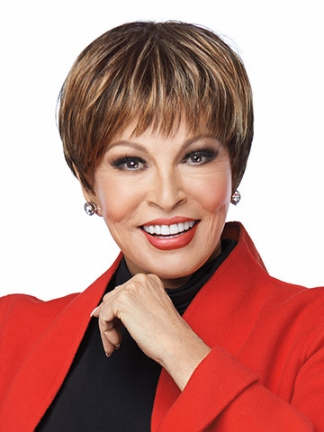 On the Move Wig<br>Mono Crown<br>Raquel Welch