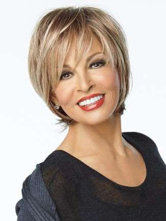 On The Town Wig<br>Lace Front-Mono Part<br>Raquel Welch