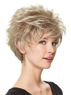 Perk Wig<br>Petite or Average<br>Eva Gabor