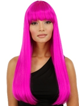 Party Girl -Pink<br>Costume Wig<br>by Jon Renau
