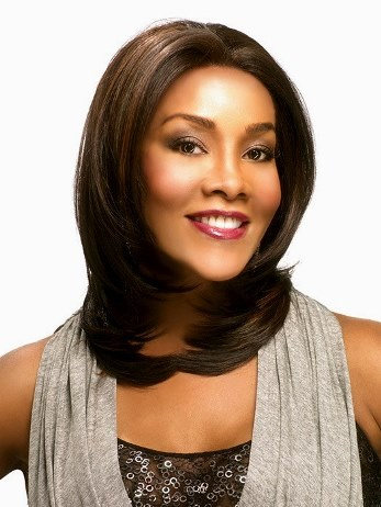 Pearl Wig<br>Lace Front-Heat Friendly<br>Vivica Fox