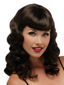 Pin Up Costume Wig<br>available in 6 colours<br>Jon Renau