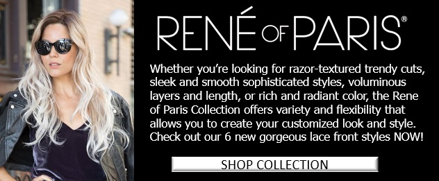Rene of Paris wigs 2018