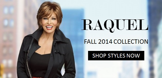 Raquel Welch Fall 2014 Wig Collection