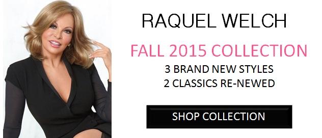 Raquel Welch Fall 2015 Wigs