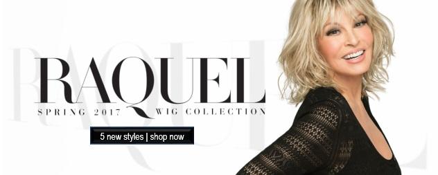 Raquel Welch Spring Wigs
