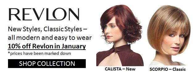 Revlon Wig Sale