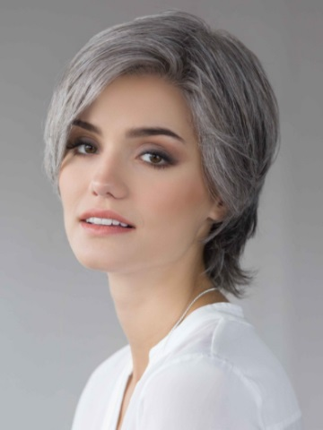Rush Wig<br>Human Hair/Heat Friendly Synthetic<br>Lace Front-Mono Top<br>Ellen Wille