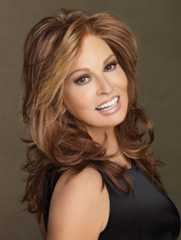 Spotlight Wig<br>Lace Front-Mono Top<br>Heat Friendly<br>Raquel Welch
