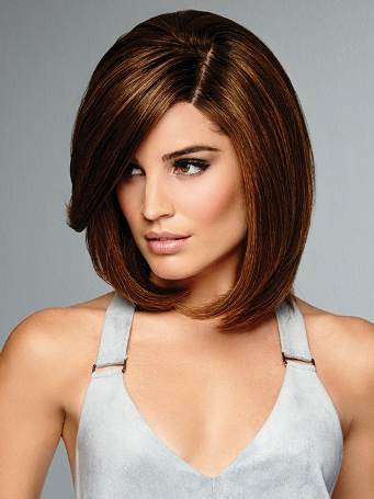 Savoir Faire Wig<br>Remy Human Hair<br>Lace Front-Hand Tied<br>Raquel Welch