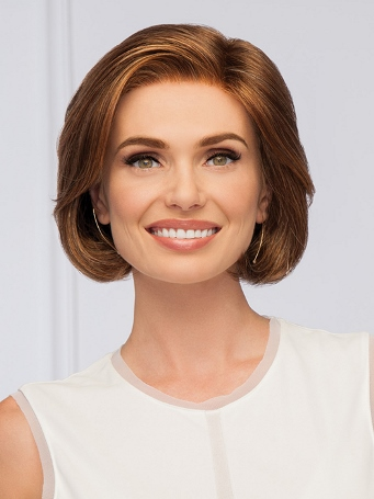Sheer Style Wig<br>Average<br>Lace Front<br>Mono Part<br>by Eva Gabor
