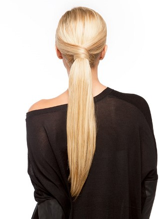 Simply Straight Pony by Hairdo