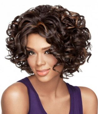 Soft Curls Wig<br>Lace Front-Heat Friendly<br>Luxhair NOW