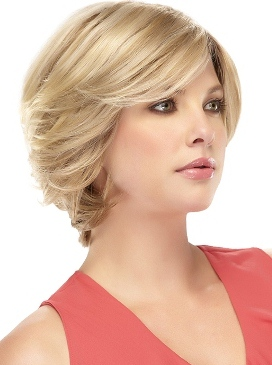 Sophia Elite Wig<br>Remy Human Hair<br>Full Hand Tied-Lace Front<br>Jon Renau