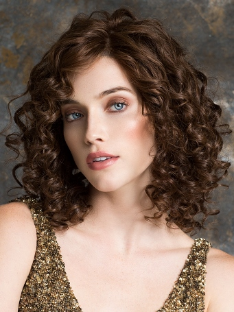 Soul Wig<br>Remy Human Hair<br>Full Hand-Tied-Lace Front<br>Ellen Wille