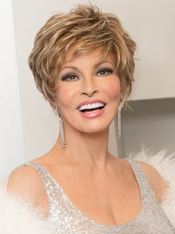 Sparkle Wig<br>Raquel Welch