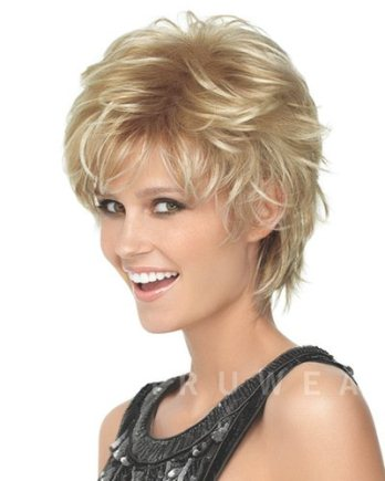 Spiky Cut Wig<br>Heat Friendly<br>by Hairdo