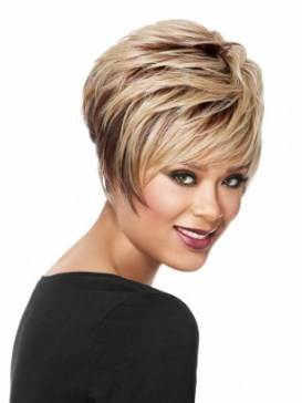 Stacked Bob Wig<br>Heat Friendly<br>Luxhair NOW