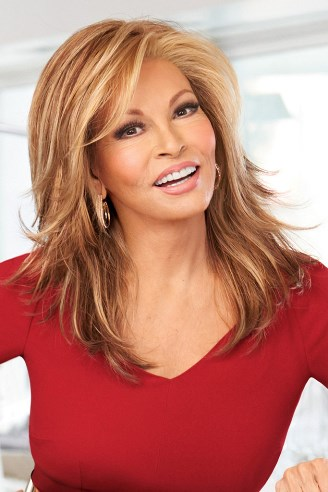 Statement Piece Wig<br>Lace Front-Mono Part<br>Raquel Welch