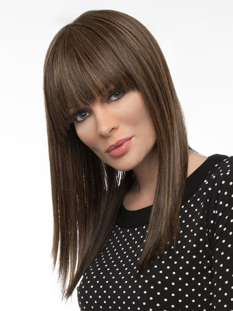 Taryn Wig<br>Human Hair/Synthetic<br>Mono Top<br>by Envy Wigs