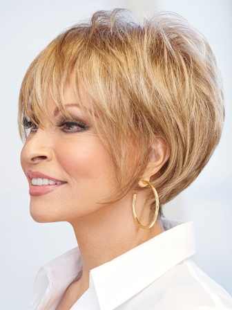 Texture Me Wig<br>Lace Front<br>Raquel Welch