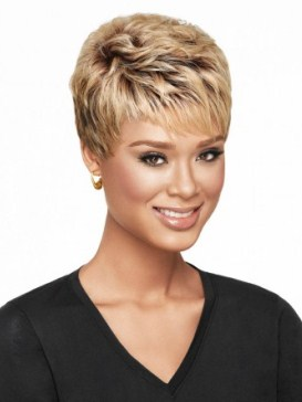 Textured Pixie Wig<br>Heat Friendly<br>Luxhair NOW