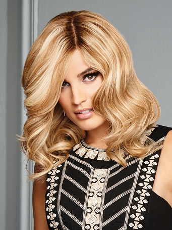 The Good Life Wig<br>Remy Human Hair<br>Lace Front-Hand Tied<br>Raquel Welch