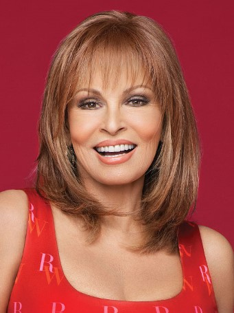 Top Billing Top Piece<br>Clearance Colours<br>Mono Top-Lace Front<br>Raquel Welch