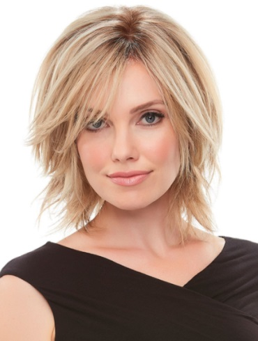 Top Form 6-8&quot;<br>Remy Human Hair Piece<br>Jon Renau