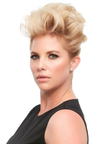 Top This 12&quot; Elite<br>Remy Human Hair Piece<br>Jon Renau