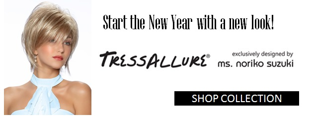 Tressallure Wigs by Noriko