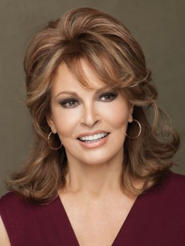 Turn Up The Volume<br>3/4 Clip-in Piece<br>Heat Friendly<br>Raquel Welch