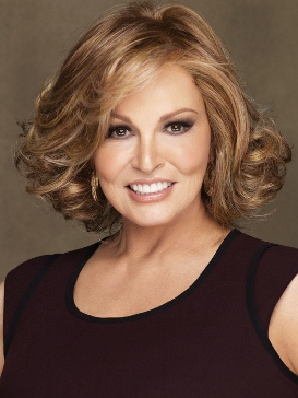 Upstage Wig Large<br>Full Hand-Tied<br>Lace Front-<br>Heat Friendly<br>Raquel Welch