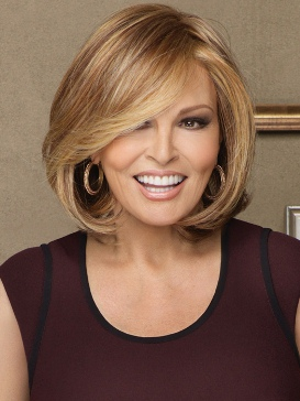 Upstage Wig<br>Full Hand-Tied<br>Lace Front-Heat Friendly<br>Raquel Welch
