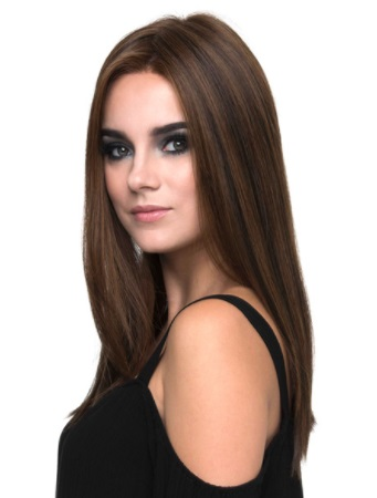 Veronica Wig<br>Human Hair/Synthetic<br>Full Hand Tied<br>by Envy