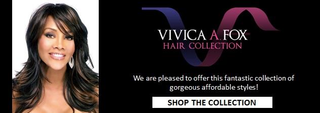 Vivica Fox Wigs