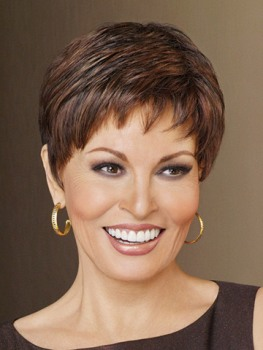 Winner Wig Large<br>Raquel Welch