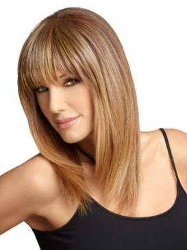 WOW Bangs<br>Heat Friendly<br>Luxhair WOW