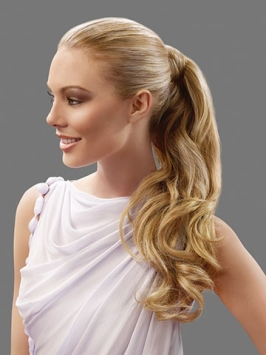 23&quot; Wrap Around Pony<br>Heat Friendly<br>by Hairdo