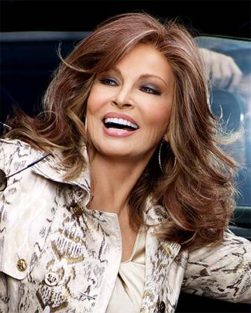 Camera Ready Wig<br>Mono Part-Lace Front<br>Raquel Welch