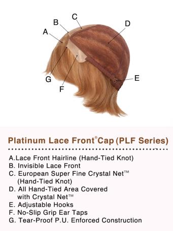 PLF003HM Wig by Louis Ferre