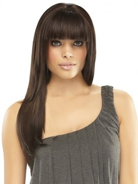 easiFringe Human Hair clip-in bangs by easihair