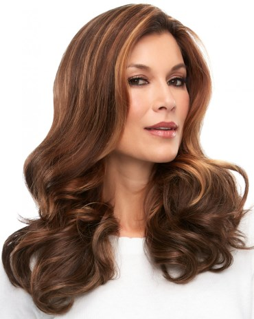 easiPart French 18&quot; Elite<br>Remy Human Hair<br>by easihair