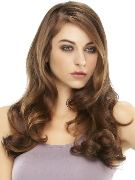 easiVolume 18&quot;<br>Human Hair Extensions<br>by easihair