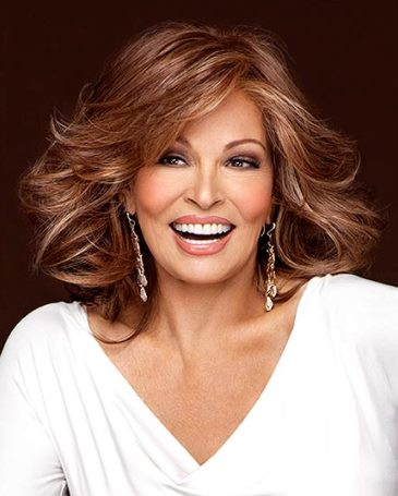 Goddess Wig<br>Lace Front-Mono Top<br>Heat Friendly<br>Raquel Welch