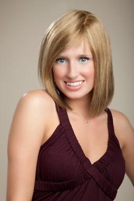 Ivana Wig<br>Human Hair<br>Mono Top<br>New Image