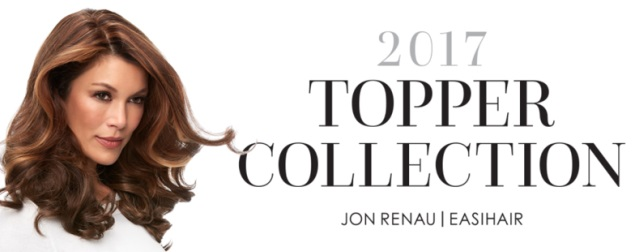 Jon Renau easiHair Human Hair topper collection